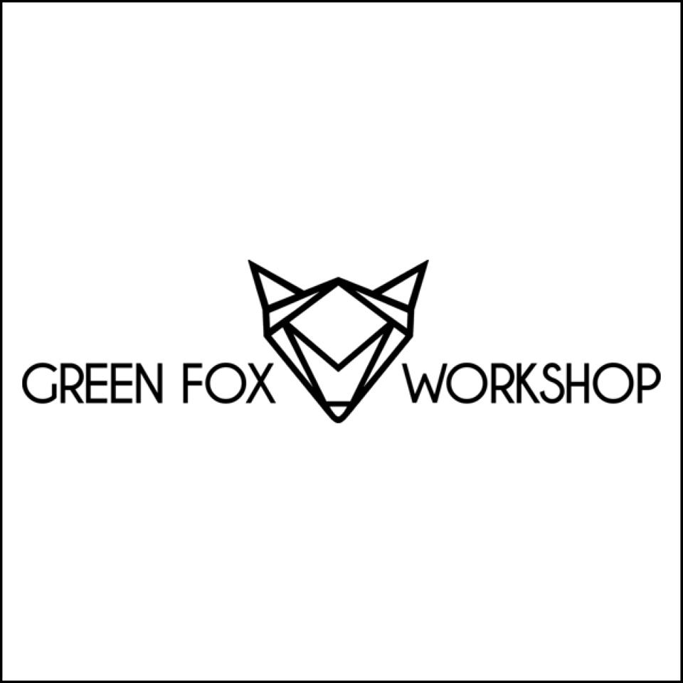 Green Fox lāzergriešana un gravēšana